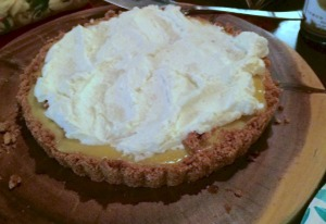 pie whipped